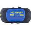 JR Gear Down 250 Sleeping Bag Royal Blue
